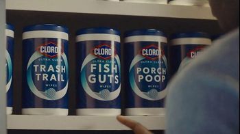 Clorox Ultra Clean Disinfecting Wipes TV Spot, 'Mystery Chicken Liquid' - Thumbnail 5