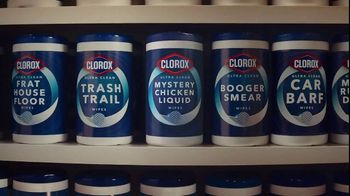 Clorox Ultra Clean Disinfecting Wipes TV Spot, 'Mystery Chicken Liquid' - Thumbnail 9
