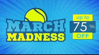 Tennis Express March Madness Sale TV Spot, 'Favorite Shoes'