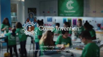 National Inventors Hall of Fame TV Spot, 'The Power of Camp Invention' - Thumbnail 10