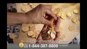U.S. Money Reserve TV Spot, 'Longest Bull Run in History' Featuring Chuck Woolery - Thumbnail 4