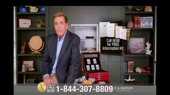 U.S. Money Reserve TV Spot, 'Longest Bull Run in History' Featuring Chuck Woolery - Thumbnail 6