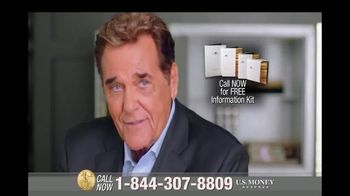 U.S. Money Reserve TV Spot, 'Longest Bull Run in History' Featuring Chuck Woolery - Thumbnail 7