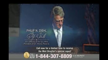 U.S. Money Reserve TV Spot, 'Longest Bull Run in History' Featuring Chuck Woolery - Thumbnail 8