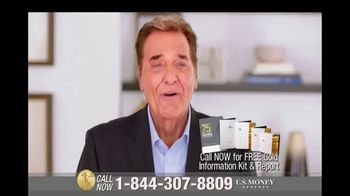U.S. Money Reserve TV Spot, 'Longest Bull Run in History' Featuring Chuck Woolery - Thumbnail 9