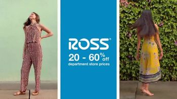 Ross Spring Dress Event TV Spot, 'Say Yes' - Thumbnail 8