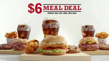 Arby's $6 Meal Deal TV Spot, 'The Only One in the Entire World' Song by YOGI - Thumbnail 4