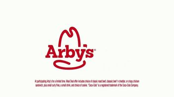 Arby's $6 Meal Deal TV Spot, 'The Only One in the Entire World' Song by YOGI - Thumbnail 5