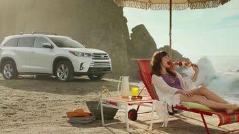 Toyota Ready Set Go! TV Spot, 'Go Anywhere' [T2] - 52 commercial airings