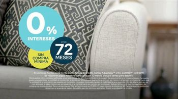 Ashley HomeStore Venta Best of the Best TV Spot, 'Mesa de comedor' canción de Midnight Riot [Spanish] - Thumbnail 6