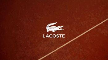 Lacoste USA TV Spot, 'A Beautiful Sport' Featuring Novak Djokovic - Thumbnail 7