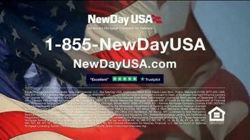 NewDay USA VA Cash Out Home Loan TV Spot, 'Consolidate' - Thumbnail 10