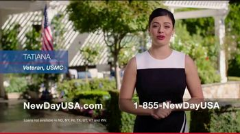 NewDay USA VA Cash Out Home Loan TV Spot, 'Consolidate'
