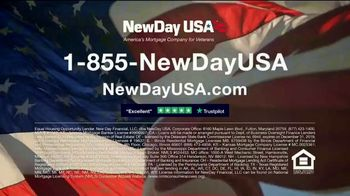 NewDay USA VA Cash Out Home Loan TV Spot, 'Consolidate' - Thumbnail 8