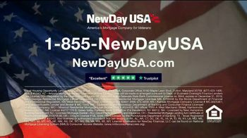 NewDay USA VA Cash Out Home Loan TV Spot, 'Consolidate' - Thumbnail 9