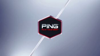 PING Golf G410 Plus Driver TV Spot, 'Custom Fitting' - Thumbnail 1