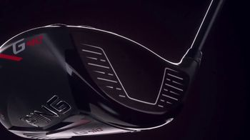 PING Golf G410 Plus Driver TV Spot, 'Custom Fitting'