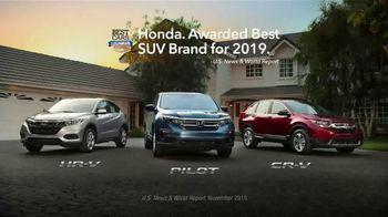 Honda TV Spot, 'Family Dinner' [T2] - Thumbnail 9