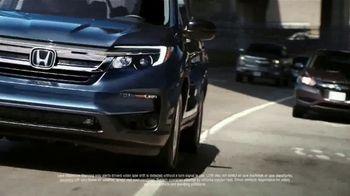 Honda TV Spot, 'Family Dinner' [T2] - Thumbnail 6
