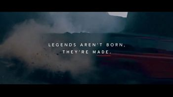 Jeep TV Spot, 'Legends Aren't Born, They're Made' Song by The Kills [T1] - Thumbnail 9