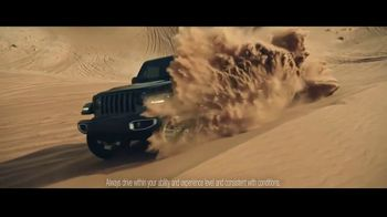 Jeep TV Spot, 'Legends Aren't Born, They're Made' Song by The Kills [T1] - Thumbnail 4