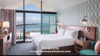 Visit Santa Cruz County TV Spot, 'Let's Cruz: Dream Inn'