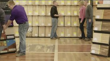 Lumber Liquidators Spring Black Friday Flooring Sale TV Spot, 'Up to 50 Percent Off' - Thumbnail 1
