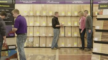 Lumber Liquidators Spring Black Friday Flooring Sale TV Spot, 'Up to 50 Percent Off' - Thumbnail 2