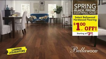 Lumber Liquidators Spring Black Friday Flooring Sale TV Spot, 'Up to 50 Percent Off' - Thumbnail 5