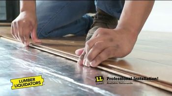 Lumber Liquidators Spring Black Friday Flooring Sale TV Spot, 'Up to 50 Percent Off' - Thumbnail 8