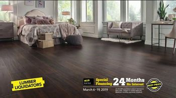 Lumber Liquidators Spring Black Friday Flooring Sale TV Spot, 'Up to 50 Percent Off' - Thumbnail 9