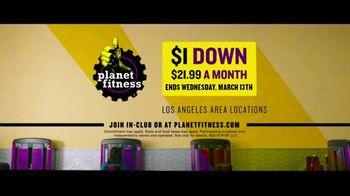 Planet Fitness Black Card TV Spot, 'All The Perks' - Thumbnail 10