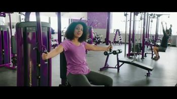 Planet Fitness Black Card TV Spot, 'All The Perks'