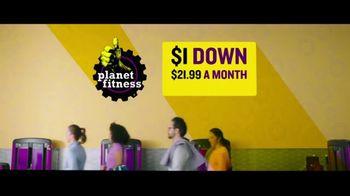 Planet Fitness Black Card TV Spot, 'All The Perks' - Thumbnail 9