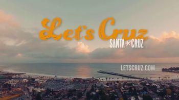 Visit Santa Cruz County TV Spot, 'Let's Cruz: Chaminade Resort & Spa' - Thumbnail 9