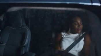 2019 Lincoln Navigator TV Spot, \'Sanctuary\' Featuring Serena Williams, Song by Sarah Vaughn [T1]