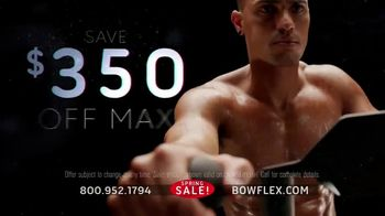 Bowflex Max Spring Sale TV Spot, 'Here's What's Wrong' - Thumbnail 10