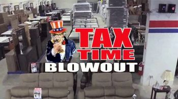 American Freight Tax Time Blowout TV Spot, 'Take it Home Today: $50'