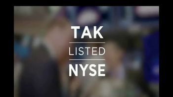 New York Stock Exchange (NYSE) TV Spot, 'Takeda' - Thumbnail 8