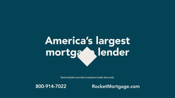 Rocket Mortgage YOURgage TV Spot, 'Good News' - Thumbnail 10