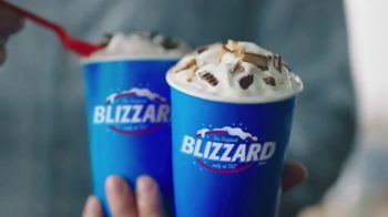 Dairy Queen BOGO 99 Cent Blizzards TV Spot, 'The Bought One and The Got One' - Thumbnail 1