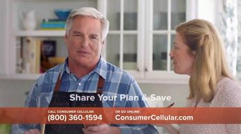 Consumer Cellular TV Spot, 'The Way You Like It: First Month Free: Plans $15+ a Month' - Thumbnail 3