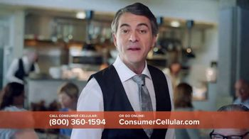Consumer Cellular TV Spot, 'The Way You Like It: First Month Free: Plans $15+ a Month' - Thumbnail 6