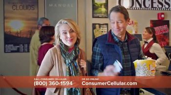 Consumer Cellular TV Spot, 'The Way You Like It: First Month Free: Plans $15+ a Month' - Thumbnail 7