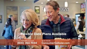 Consumer Cellular TV Spot, 'The Way You Like It: First Month Free: Plans $15+ a Month' - Thumbnail 8