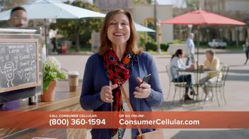Consumer Cellular TV Spot, 'The Way You Like It: First Month Free: Plans $15+ a Month' - Thumbnail 9