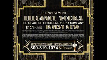 Elegance Vodka TV Spot, 'Luxurious Lifestyle' - Thumbnail 9