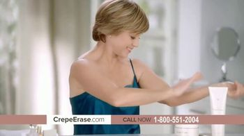 Crepe Erase Advanced TV Spot, 'Two Step Body Treatment System' Featuring Dorothy Hamill