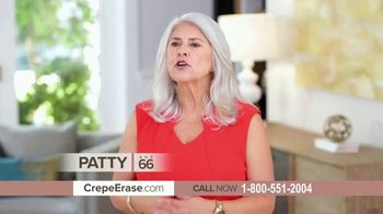 Crepe Erase Advanced TV Spot, 'Two Step Body Treatment System' Featuring Dorothy Hamill - Thumbnail 6