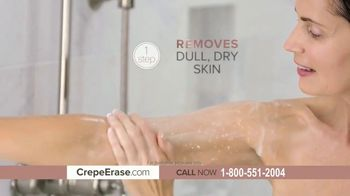 Crepe Erase Advanced TV Spot, 'Two Step Body Treatment System' Featuring Dorothy Hamill - Thumbnail 7